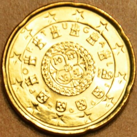 20 cent Portugalsko 2009 (UNC)