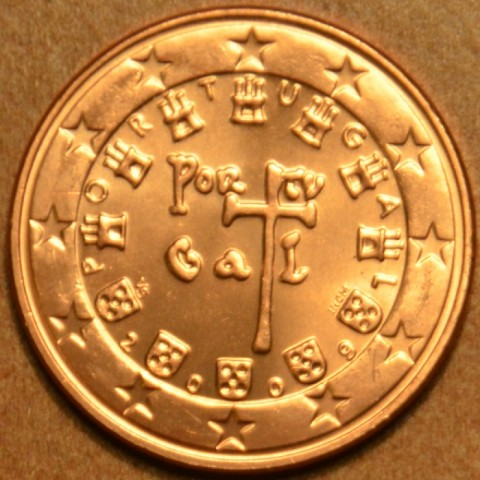 5 cent Portugalsko 2009 (UNC)