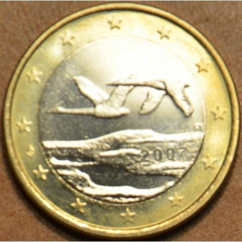 1 Euro Fínsko 2007 (UNC)