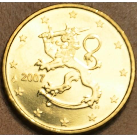 50 cent Fínsko 2007 (UNC)