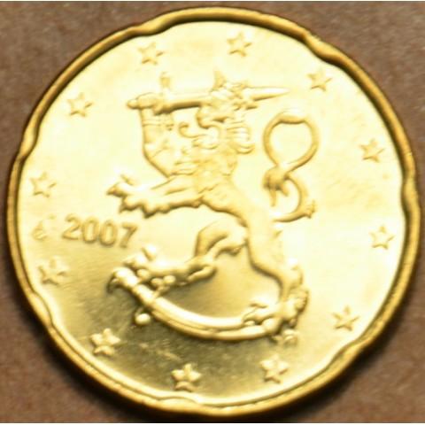 20 cent Fínsko 2007 (UNC)