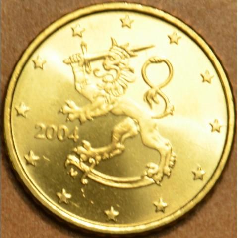 50 cent Fínsko 2004 (UNC)