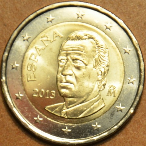 2 Euro Španielsko 2013 (UNC)