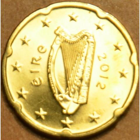 20 cent Írsko 2012 (UNC)