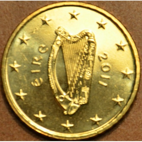 10 cent Írsko 2011  (UNC)