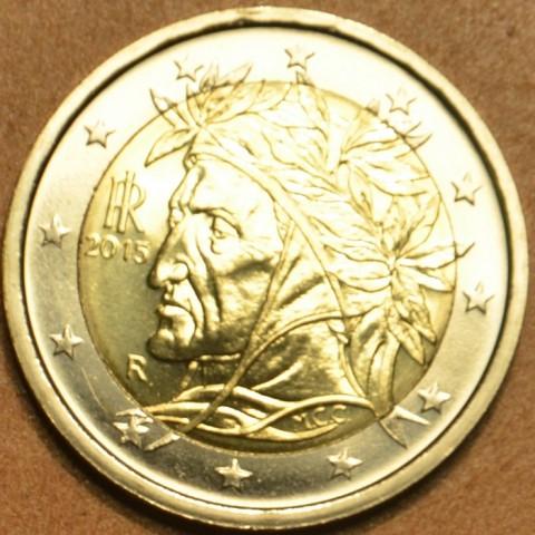 2 Euro Taliansko 2015 (UNC)
