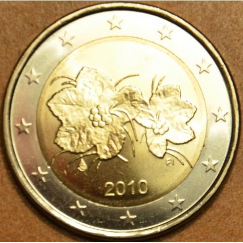 2 Euro Fínsko 2010 (UNC)