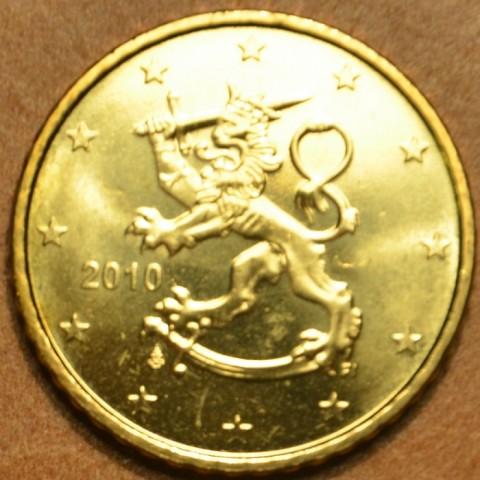50 cent Fínsko 2010 (UNC)