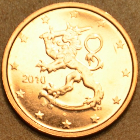 5 cent Fínsko 2010 (UNC)