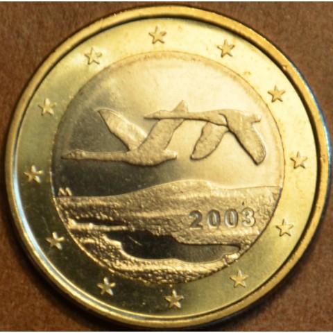 1 Euro Fínsko 2003 (UNC)