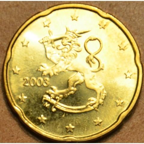 20 cent Fínsko 2003 (UNC)