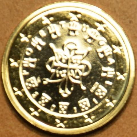 1 Euro Portugalsko 2011 (UNC)