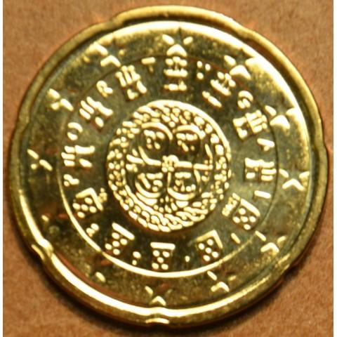 20 cent Portugalsko 2011 (UNC)