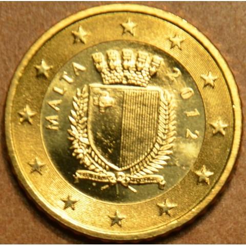 50 cent Malta 2012 (UNC)