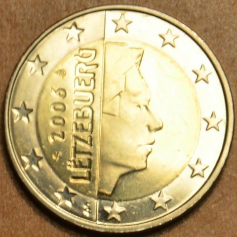 2 Euro Luxembursko 2006 (UNC)