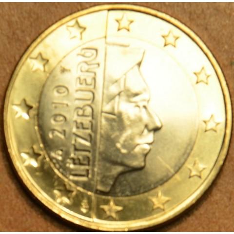 1 Euro Luxembursko 2010 (UNC)