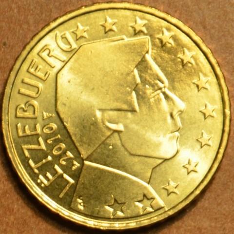 50 cent Luxembursko 2010 (UNC)