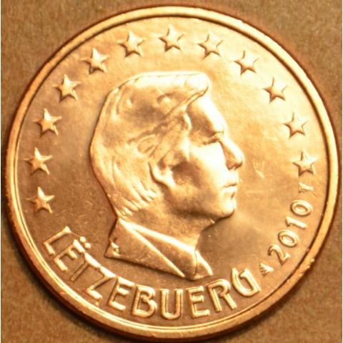2 cent Luxembursko 2010 (UNC)