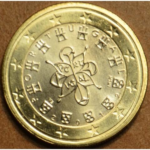 1 Euro Portugalsko 2012 (UNC)