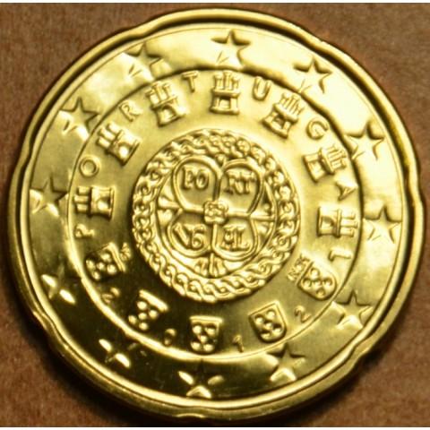 20 cent Portugalsko 2012 (UNC)