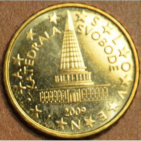 10 cent Slovinsko 2009 (UNC)