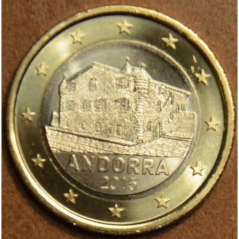1 Euro Andorra 2015 (UNC)