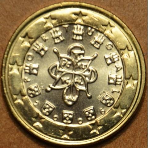 1 Euro Portugalsko 2006 (UNC)