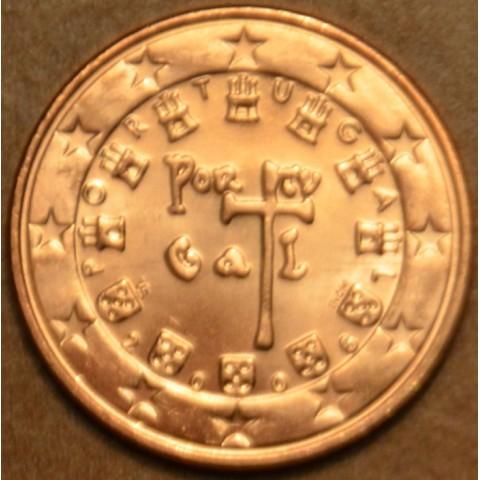 5 cent Portugalsko 2006 (UNC)