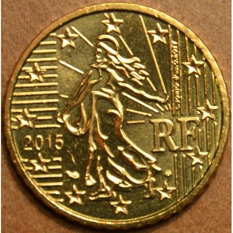 50 cent Francúzsko 2015 (UNC)