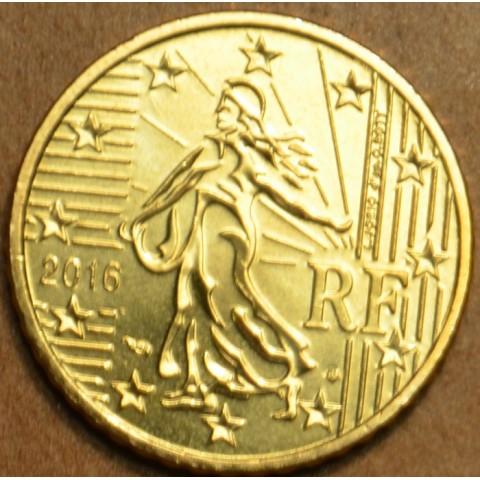 50 cent Francúzsko 2016 (UNC)