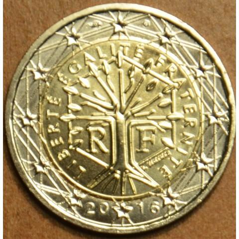2 Euro Francúzsko 2016 (UNC)