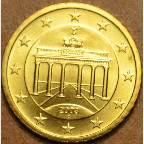 """10 cent Nemecko """"A"""" 2003 (UNC)"""
