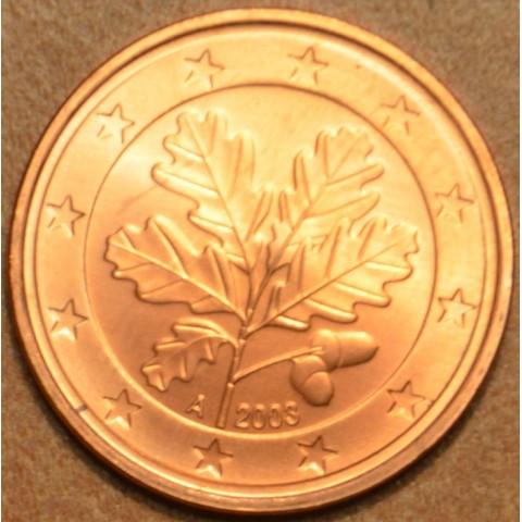 """1 cent Nemecko """"G"""" 2002 (UNC)"""