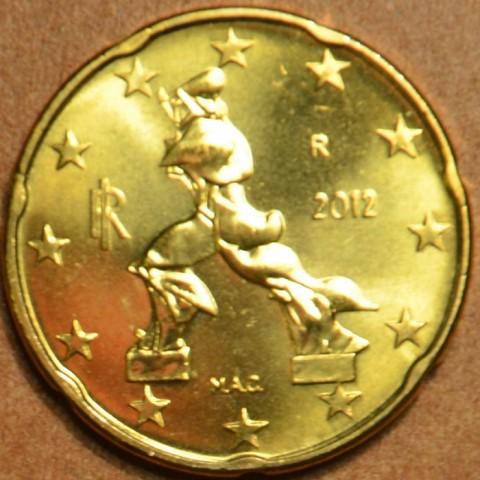 20 cent Taliansko 2012 (UNC)