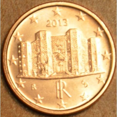 1 cent Taliansko 2013 (UNC)