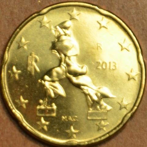 20 cent Taliansko 2013 (UNC)