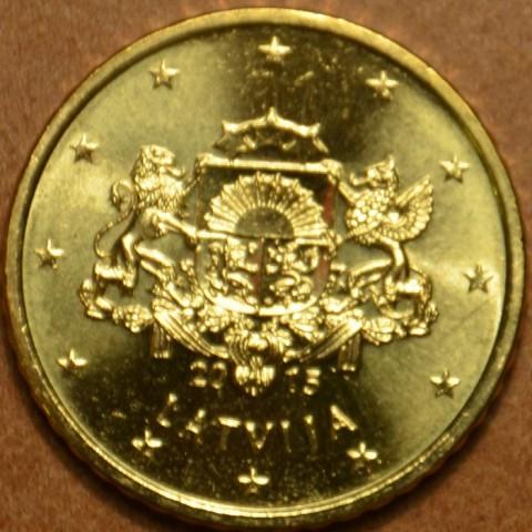 50 cent Lotyšsko 2015 (UNC)