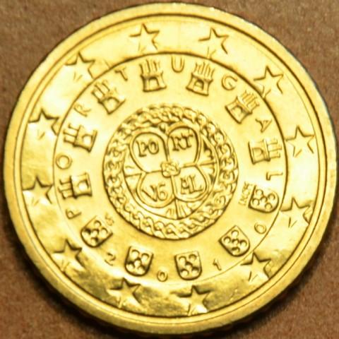 50 cent Portugalsko 2010 (UNC)