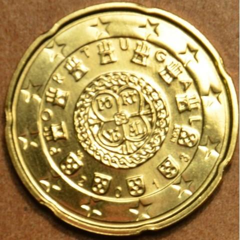20 cent Portugalsko 2013 (UNC)