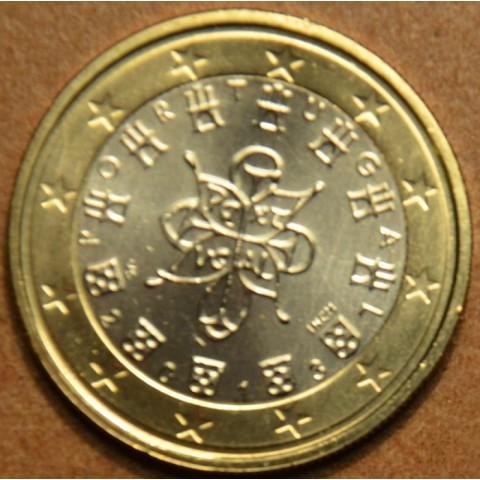 1 Euro Portugalsko 2013 (UNC)