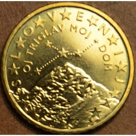 50 cent Slovinsko 2009 (UNC)