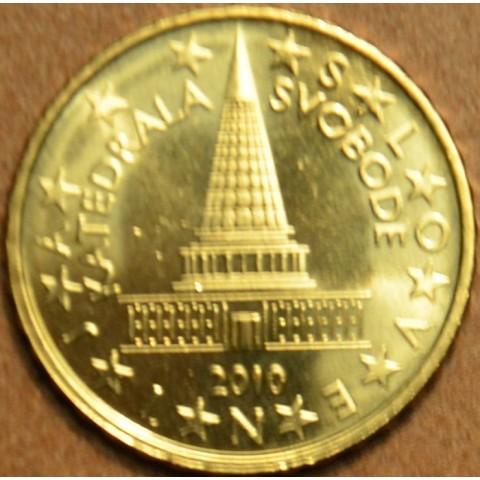 10 cent Slovinsko 2010 (UNC)