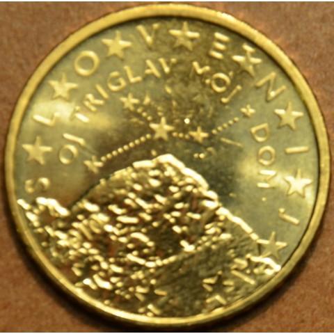50 cent Slovinsko 2010 (UNC)