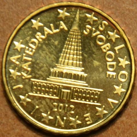 10 cent Slovinsko 2012 (UNC)