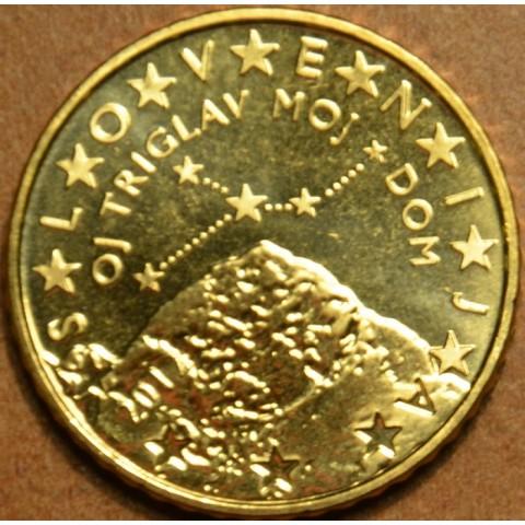 50 cent Slovinsko 2012 (UNC)