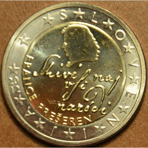 2 Euro Slovinsko 2012 (UNC)