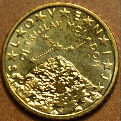 50 cent Slovinsko 2015 (UNC)