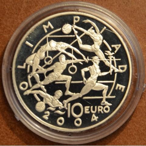 5 Euro San Marino 2003 - Olympijské hry (Proof)