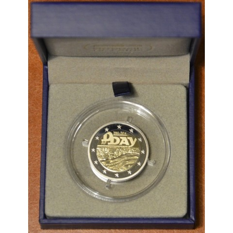 2 Euro France 2014 - 70th Anniversary of the D-Day (Proof)