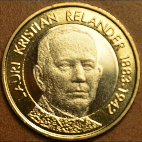 5 Euro Fínsko 2016 - L.K. Relander (UNC)